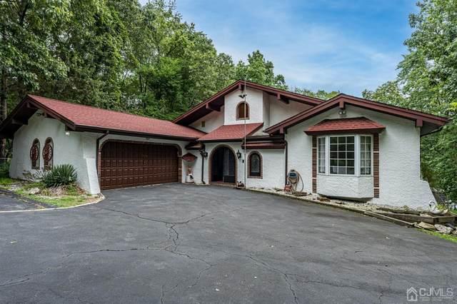 75 Fox Hollow Road, Sparta, NJ 07871 (MLS #2202754R) :: William Hagan Group