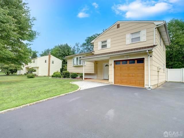 17 Churchill Road, East Brunswick, NJ 08816 (MLS #2203046R) :: William Hagan Group