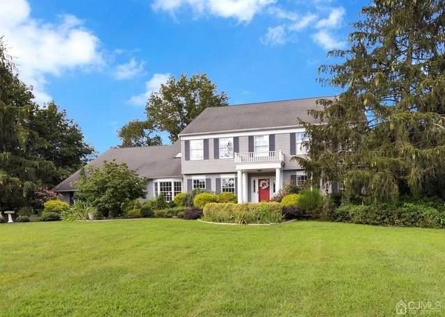 3 Farmstead Way, Cranbury, NJ 08512 (MLS #2203098R) :: Team Pagano