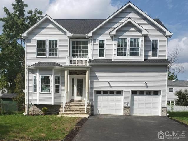 40 W Amherst Street, East Brunswick, NJ 08816 (MLS #2203144R) :: William Hagan Group