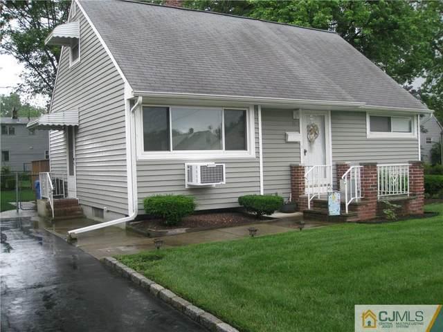 10 Avon Terrace, Iselin, NJ 08830 (MLS #2203145R) :: Gold Standard Realty