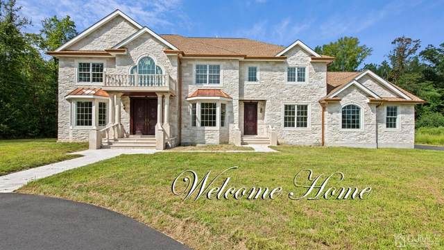 152 Culver Road, South Brunswick, NJ 08852 (#2203279R) :: Rowack Real Estate Team