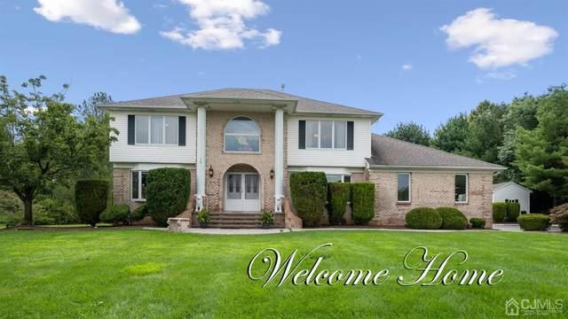 15 Regent Drive, Monroe, NJ 08831 (#2203353R) :: Rowack Real Estate Team