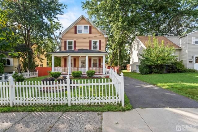 1209 Radcliffe Place, Plainfield, NJ 07062 (MLS #2203398R) :: William Hagan Group