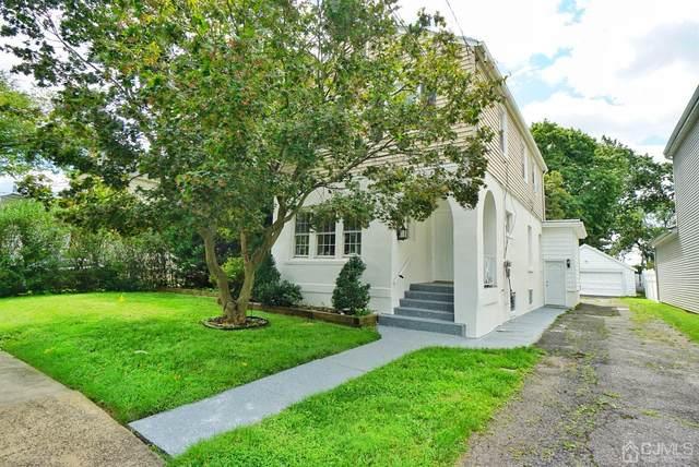 12 Crampton Avenue, Woodbridge Proper, NJ 07095 (MLS #2203476R) :: William Hagan Group