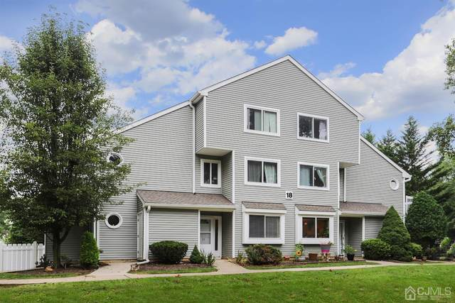 23 Sassafras Lane, South Brunswick, NJ 08852 (MLS #2203480R) :: William Hagan Group
