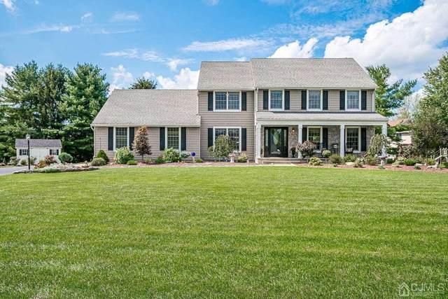4 Interlaken Road, South Brunswick, NJ 08852 (#2203649R) :: Rowack Real Estate Team