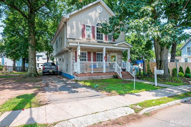 1222 Clinton Place, Plainfield, NJ 07060 (MLS #2203655R) :: The Streetlight Team at Formula Realty