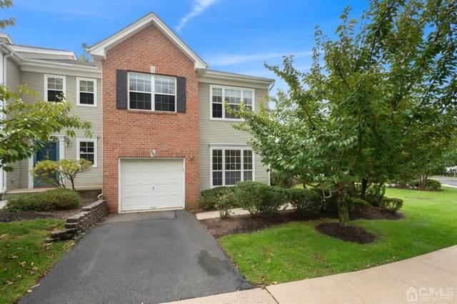 201 Berkshire Drive, South Brunswick, NJ 08824 (#2203762R) :: Rowack Real Estate Team