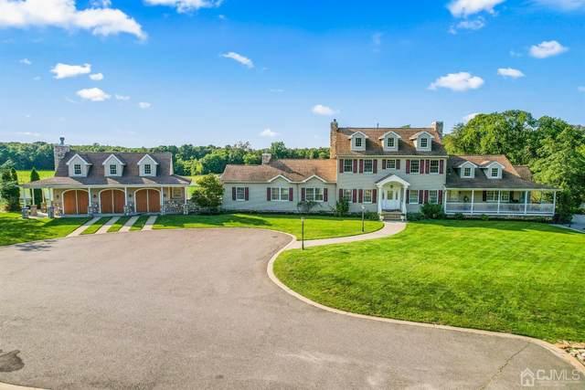 129 Fresh Ponds Road, East Brunswick, NJ 08816 (#2203839R) :: Rowack Real Estate Team