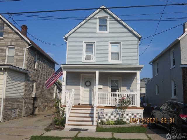 33 Stanton Street Street, South River, NJ 08882 (MLS #2203978R) :: Team Pagano