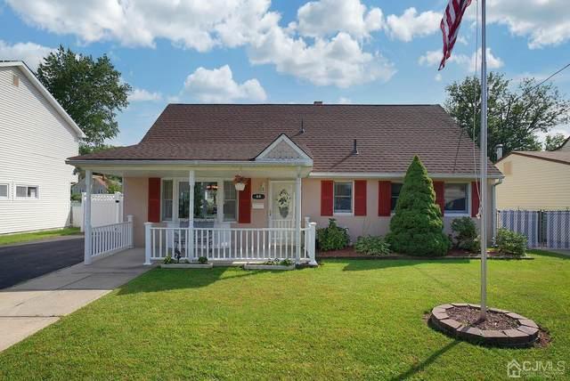 64 W Arthur Place, Iselin, NJ 08830 (#2204027R) :: Rowack Real Estate Team