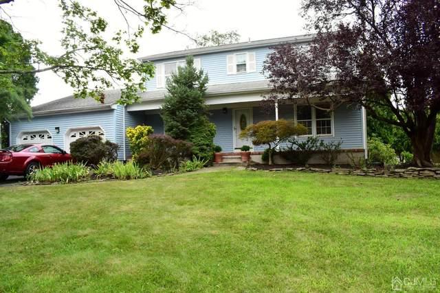 1 Frieda Lane, South Brunswick, NJ 08824 (MLS #2204060R) :: William Hagan Group