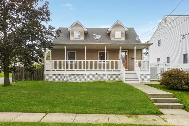258 Clinton Street, Woodbridge Proper, NJ 07095 (MLS #2204120R) :: Team Pagano