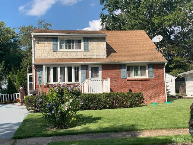 54 Clark Place, Avenel, NJ 07001 (MLS #2204132R) :: The Dekanski Home Selling Team
