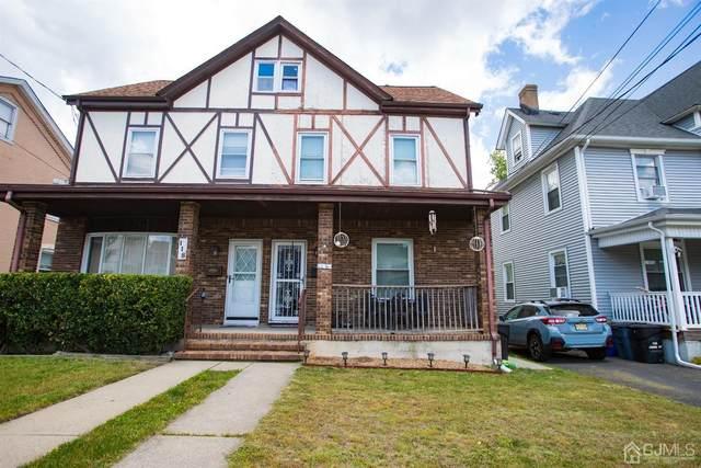 116 John Street, South Amboy, NJ 08879 (MLS #2204586R) :: Team Pagano