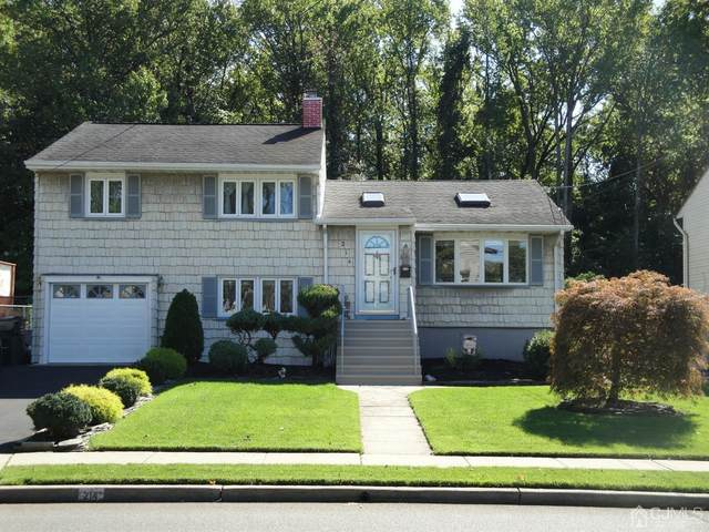 214 Amherst Avenue, Colonia, NJ 07067 (#2204782R) :: Rowack Real Estate Team