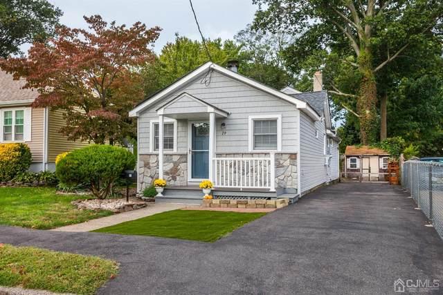 79 Talmadge Avenue, Iselin, NJ 08830 (MLS #2205106R) :: William Hagan Group