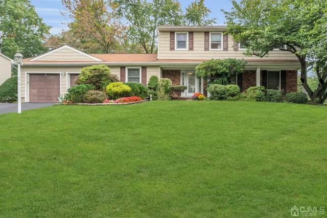 59 Valley Forge Drive, East Brunswick, NJ 08816 (#2205332R) :: Rowack Real Estate Team