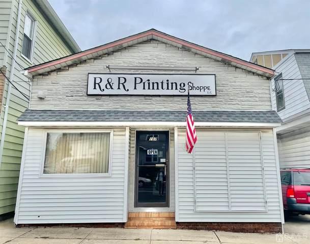107 S Stevens Avenue, South Amboy, NJ 08879 (#2205449R) :: Rowack Real Estate Team