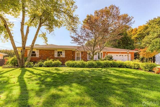 87 Connolly Drive, East Brunswick, NJ 08850 (#2205465R) :: Rowack Real Estate Team