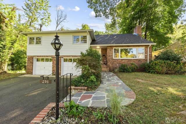 216 Dellwood Road, Metuchen, NJ 08840 (MLS #2205491R) :: Gold Standard Realty