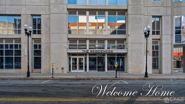 20 Livingston Avenue #601, New Brunswick, NJ 08901 (#2205497R) :: Daunno Realty Services, LLC