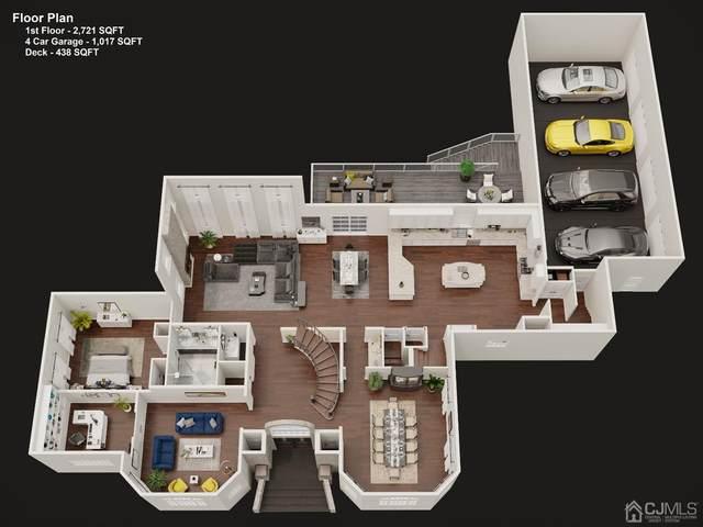 A Tulsa Court, South Brunswick, NJ 08852 (MLS #2205511R) :: Kay Platinum Real Estate Group