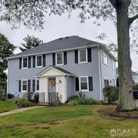 8 Sussex Way D, Monroe, NJ 08831 (#2205581R) :: Rowack Real Estate Team
