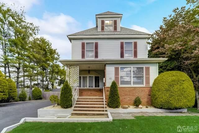48 Parker Street, East Brunswick, NJ 08816 (MLS #2205598R) :: Gold Standard Realty