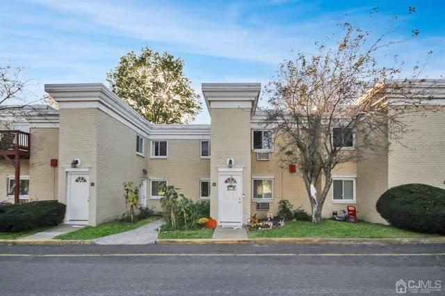 14 Lake Avenue 3B, East Brunswick, NJ 08816 (MLS #2205611R) :: Gold Standard Realty