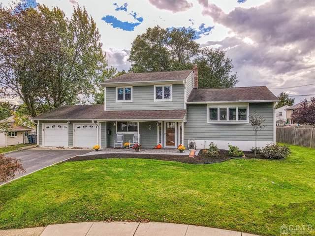 2 Applewood Court, Milltown, NJ 08850 (MLS #2205637R) :: Kay Platinum Real Estate Group