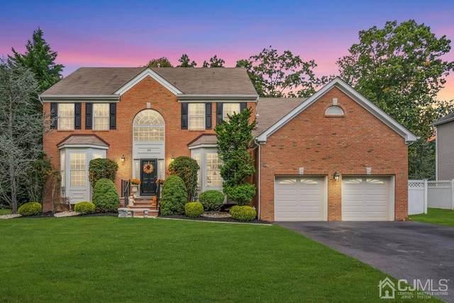 46 Spruce Meadows Drive, Monroe, NJ 08831 (#2205642R) :: Rowack Real Estate Team