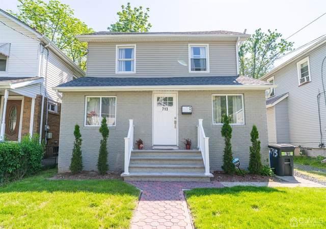 713 Spruce Street, Roselle, NJ 07203 (MLS #2205657R) :: The Michele Klug Team | Keller Williams Towne Square Realty