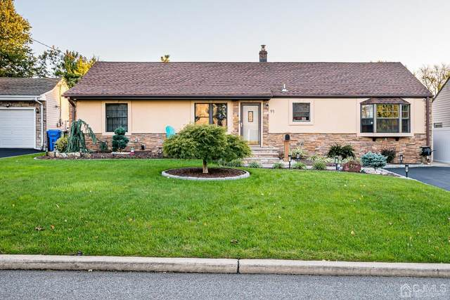 91 S Hill Road, Colonia, NJ 07067 (#2205662R) :: Rowack Real Estate Team