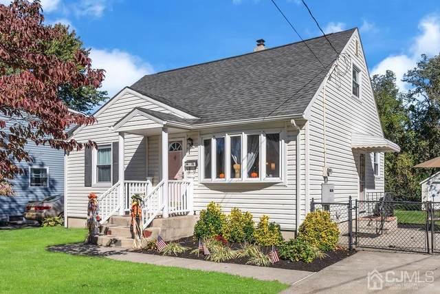 16 Haven Terrace, Sayreville, NJ 08859 (MLS #2205715R) :: Gold Standard Realty