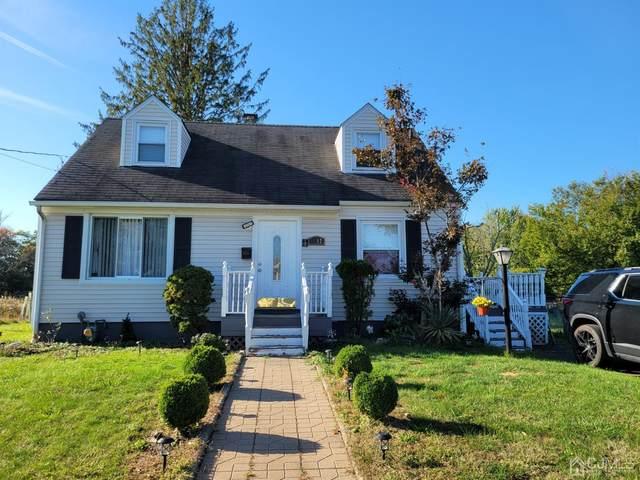82 Claire Avenue, Woodbridge Proper, NJ 07095 (MLS #2205762R) :: Gold Standard Realty