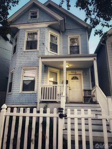 210 Gordon Street, Perth Amboy, NJ 08861 (MLS #2205778R) :: Provident Legacy Real Estate Services, LLC