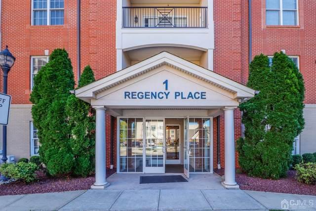 407 Regency Place #407, Woodbridge Proper, NJ 07095 (MLS #2205801R) :: The Michele Klug Team | Keller Williams Towne Square Realty