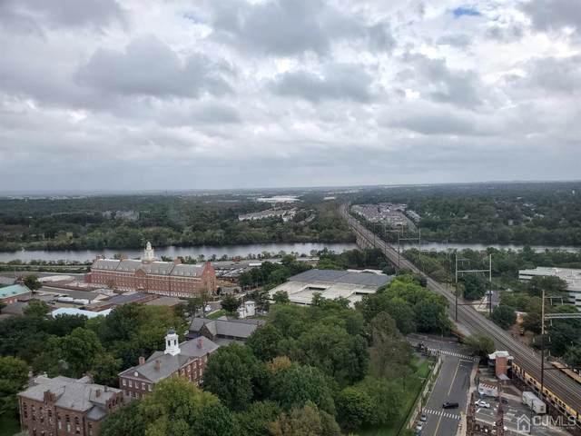 110 Somerset Street #2306, New Brunswick, NJ 08901 (MLS #2206022R) :: The Dekanski Home Selling Team