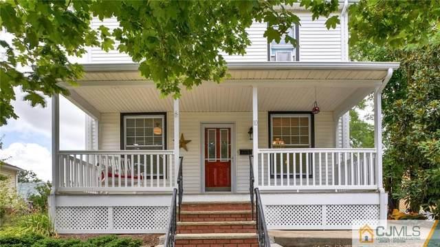 10 Franklin Street, Jamesburg, NJ 08831 (MLS #2250056M) :: The Dekanski Home Selling Team