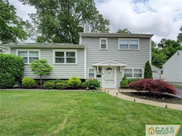 36 Cypress Drive, Colonia, NJ 07067 (MLS #2250076M) :: Gold Standard Realty
