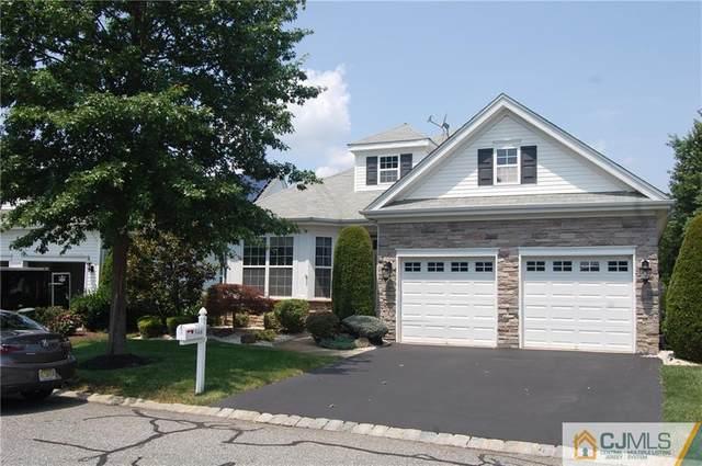 546 Becca Way, Monroe, NJ 08831 (MLS #2250093M) :: Gold Standard Realty