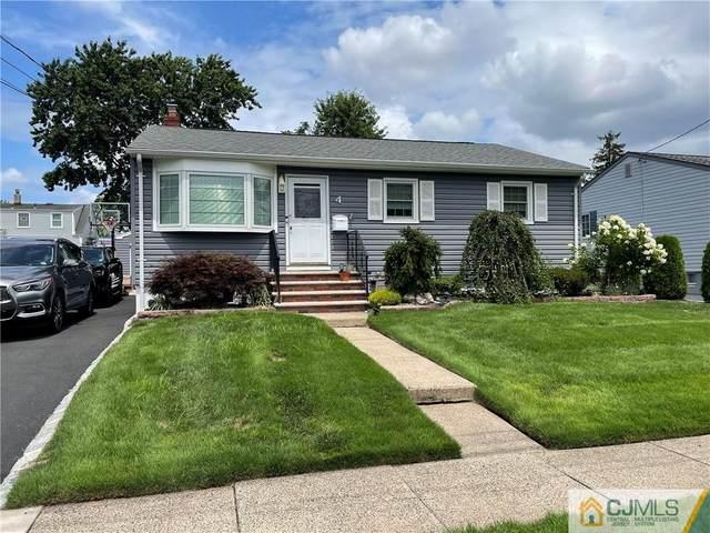 4 George Street, Avenel, NJ 07001 (MLS #2250111M) :: Parikh Real Estate