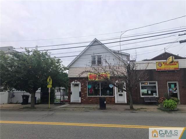 106 Woodbridge Avenue, Highland Park, NJ 08904 (MLS #2250244M) :: William Hagan Group