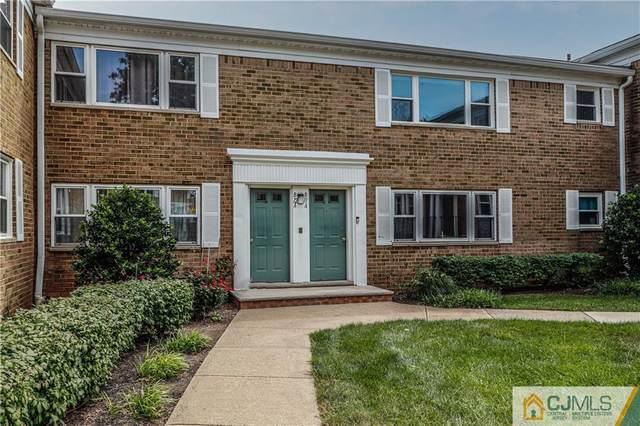 27 Judson Street 12B, Edison, NJ 08837 (MLS #2250248M) :: Kiliszek Real Estate Experts