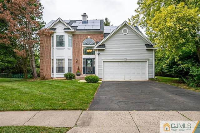 14 Hunt Drive, Piscataway, NJ 08854 (#2250315M) :: Rowack Real Estate Team