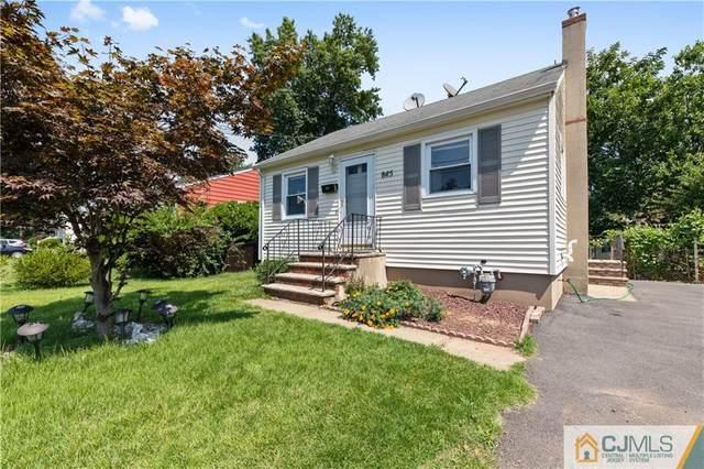 845 Nelson Place, Piscataway, NJ 08854 (MLS #2250361M) :: Team Pagano