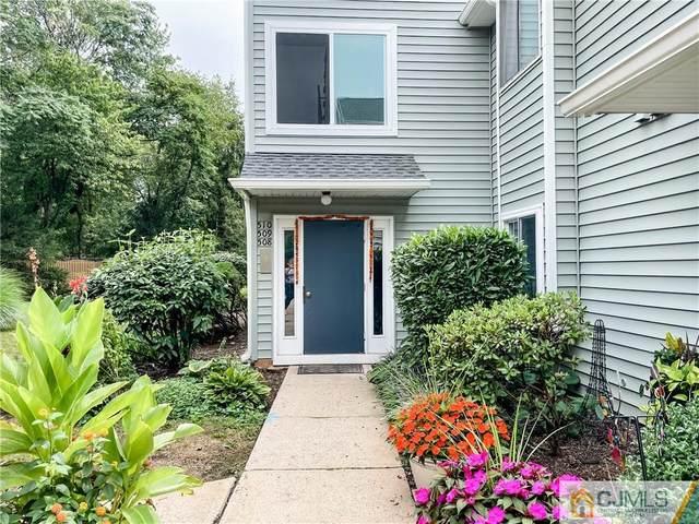 165 Essex Avenue #510, Metuchen, NJ 08840 (MLS #2250390M) :: The Michele Klug Team | Keller Williams Towne Square Realty