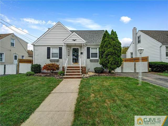 101 Bloomfield Avenue, Edison, NJ 08837 (MLS #2250443M) :: Team Pagano